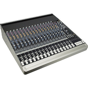 Mackie 1604 VLZ3 16 Channel Mixer - Rental