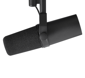 Shure SM7B Cardioid Dynamic Vocal Microphone for Broadcast
