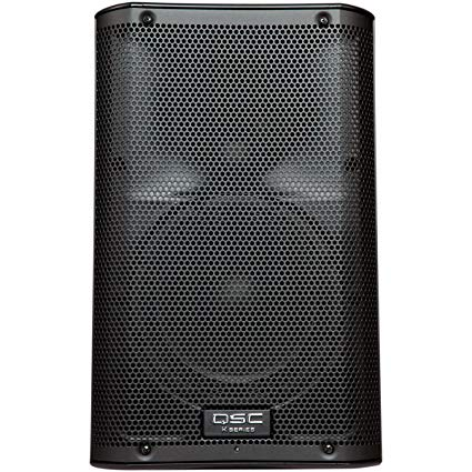 "QSC K10.2 2000w Powered 10"" PA Speaker/Monitor - Rental"