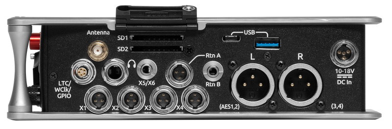 Sound Devices 888 Portable Production Mixer-Recorder - Rental