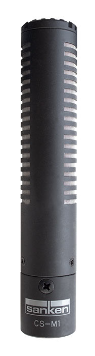 Sanken CS-M1 Short Super Cardiod Shotgun Microphone
