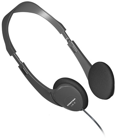 COMTEK LS-3 High performance, single down lead type lightweight headphones