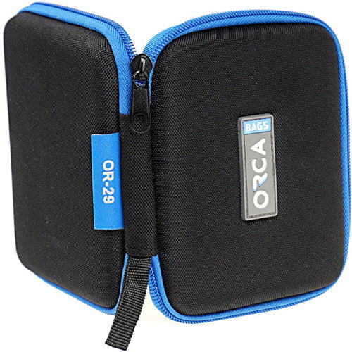 ORCA Pouch for Capsules & Audio Accessories