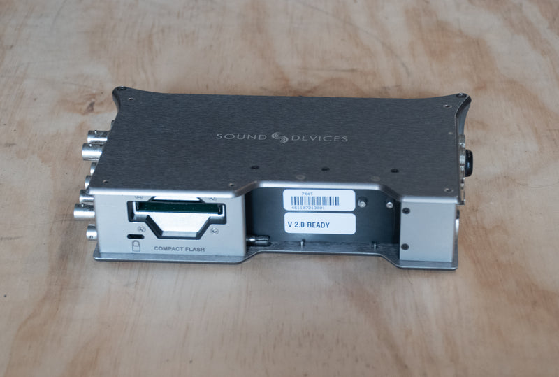 Used - Sound Devices 744T
