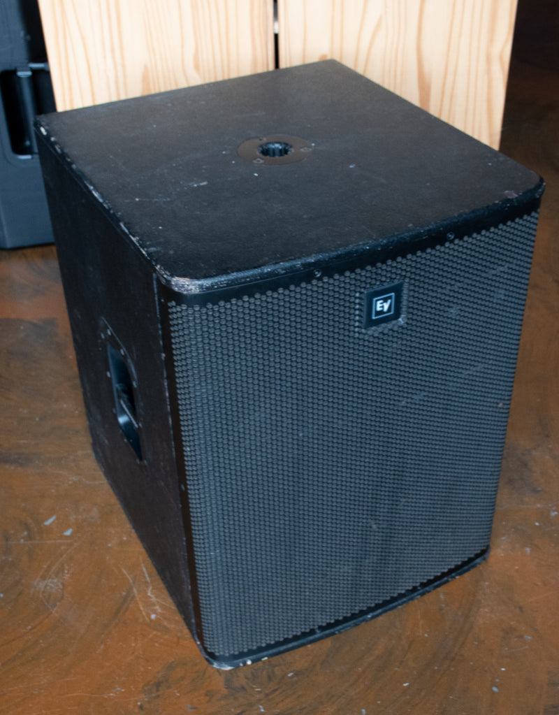 "ElectroVoice ELX 118P 18"" Powered Subwoofer"