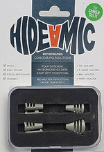 Hide-A-Mic Holder Set for COS11 includes Bra-Holder, Shirt-Holder, Tie-Holder, T-Shirt-Holder
