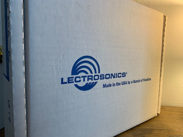 Lectrosonics UCR411A Receiver, Block 19 (B-Stock)