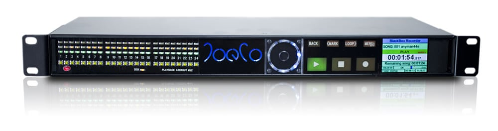 JoeCo BBR1B Black Box Recorder - Rental