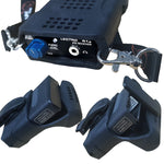 Stingray by K-Tek IFB Pouch (10 pack) for Comtek PR-216 & Lectro IFBR1a KSCP1x