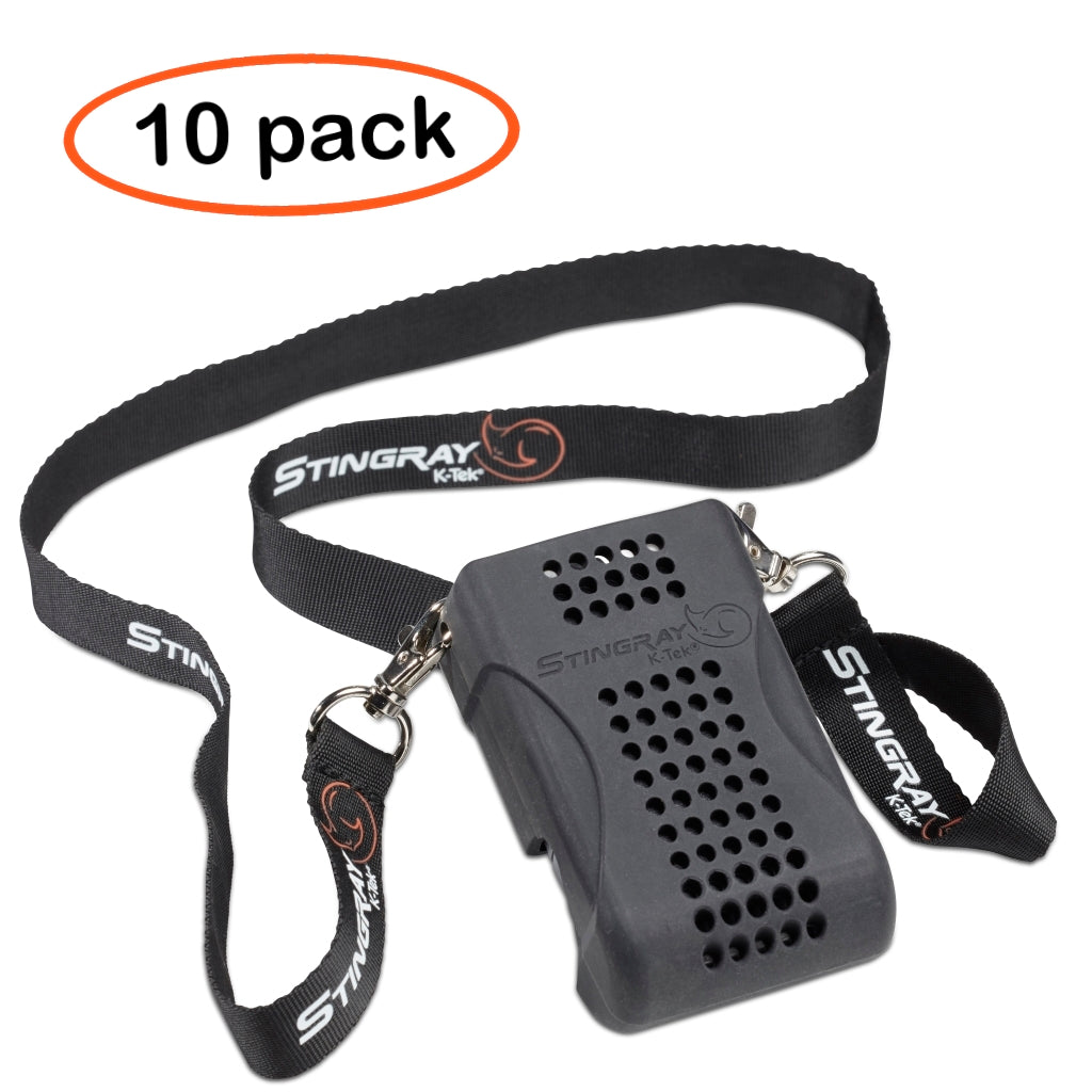 Stingray IFB Pouch (10 pack) for Comtek PR-216 & Lectro IFBR1a KSCP1x