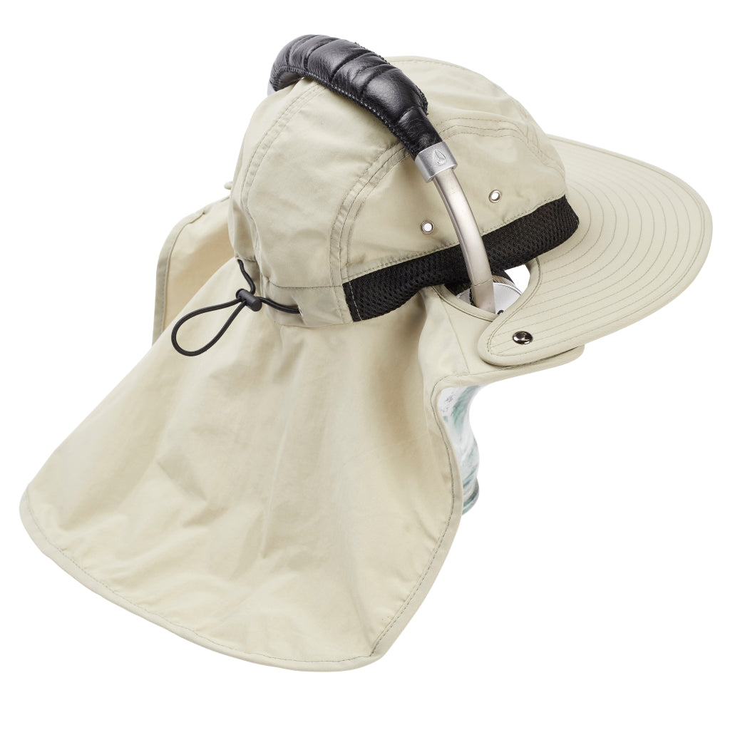 Stingray by K-Tek KSH1 - Audio Sunhat