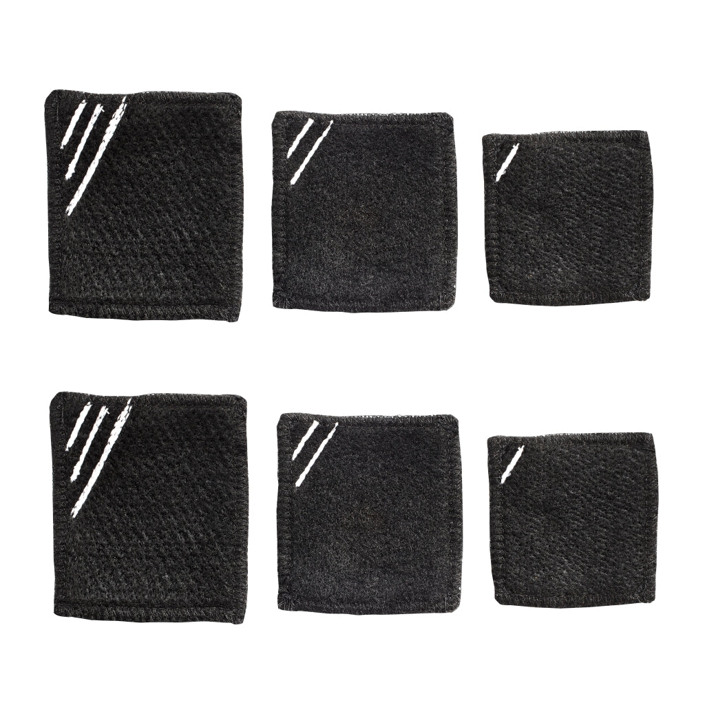 K-Tek Stingray HeatBlock Pieces for Wireless Transmitters (6 Pieces)