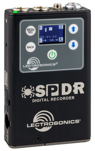 Lectrosonics SPDR - Stereo Portable Digital Recorder
