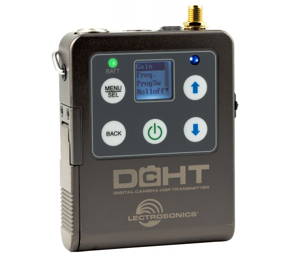 Lectrosonics DCHT - Digital Camera Hop Transmitter