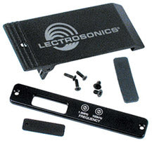 Lectrosonics BEZELKITR1A KIT, BLLT CLIP, BEZEL, DOOR FOR IFB R1A RECEIVER