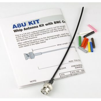 Lectrosonics A8UKIT ANTENNA KIT W/CUTTING GUIDE