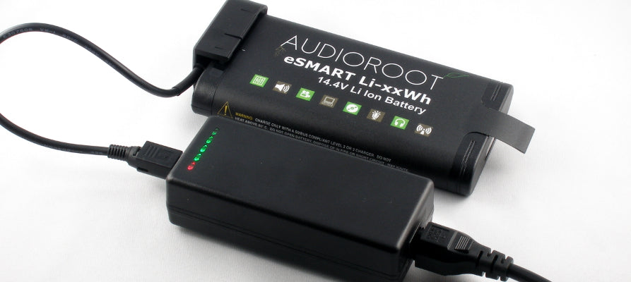 Audioroot eLC-SMB Portable eSmart battery charger