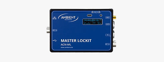 Ambient ACN-ML The Master Lockit