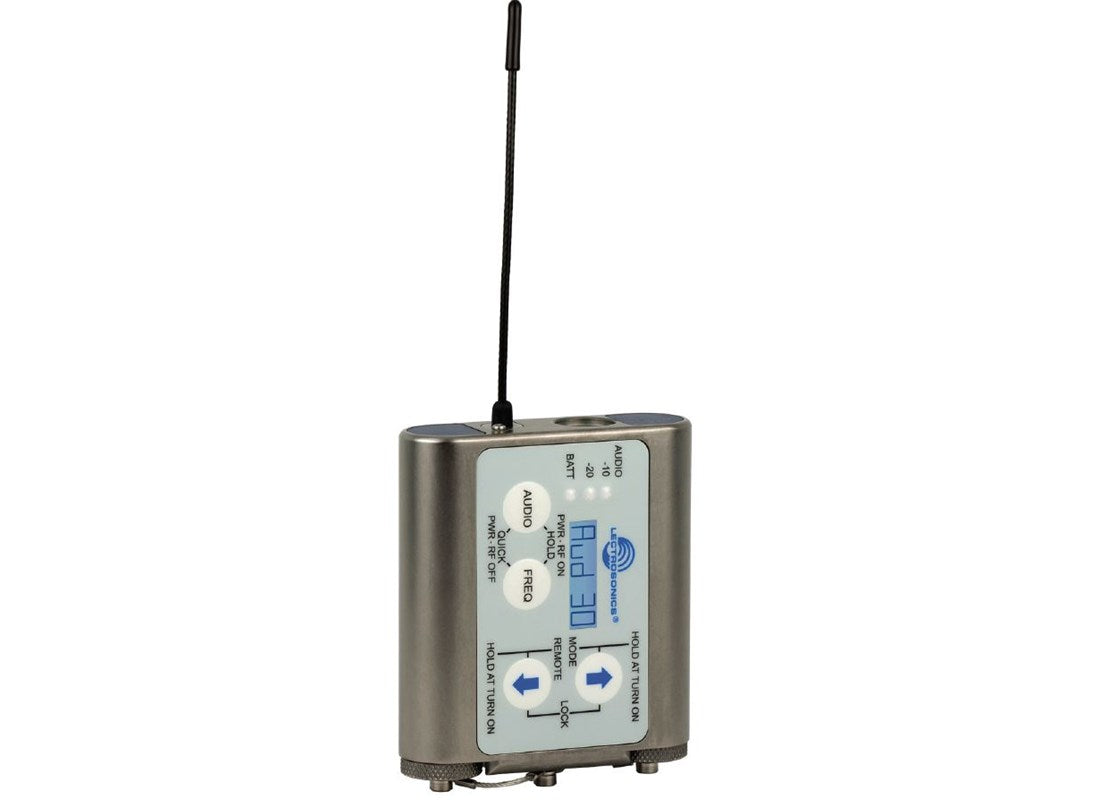 Lectrosonics WM Waterproof Tx - Rental
