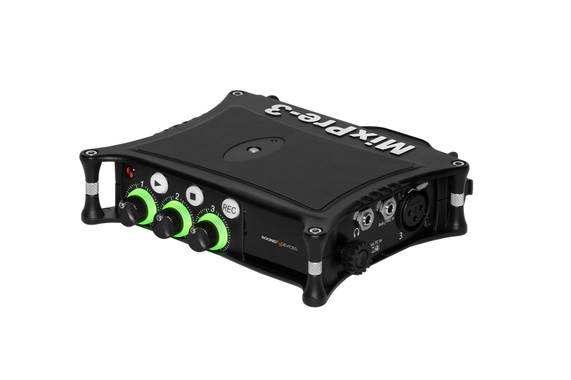 Sound Devices MixPre-3 II - Rental