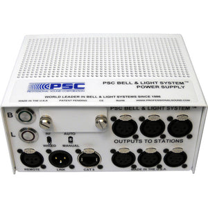 PSC Bell & Light System 80-Station Power Supply