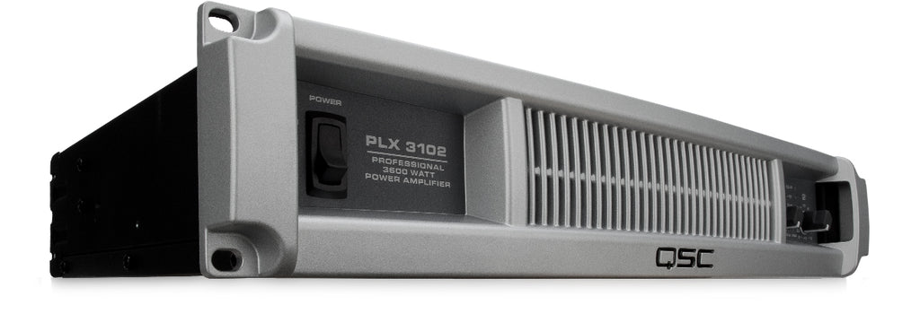 Crown PLX 3102 3600w Power Amplifier - Rental