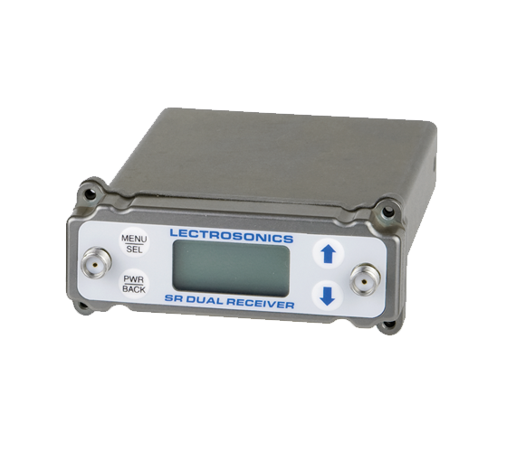 Lectrosonics SR Dual Channel Receiver - Rental