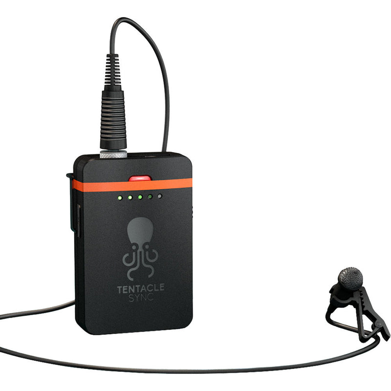 Tentacle Track E - Timecode Audio Recorder