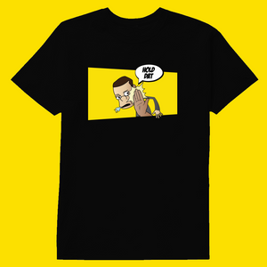 Hold Dat EP - T-Shirt (Coloured)