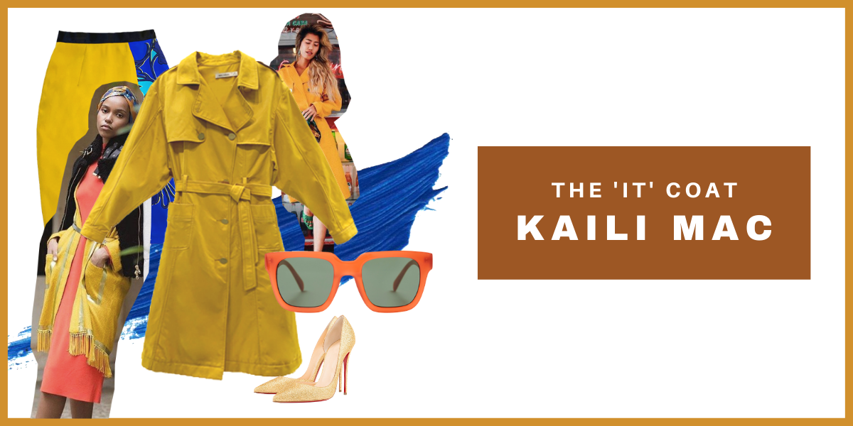 The 'It' Coat: Kaili Mac