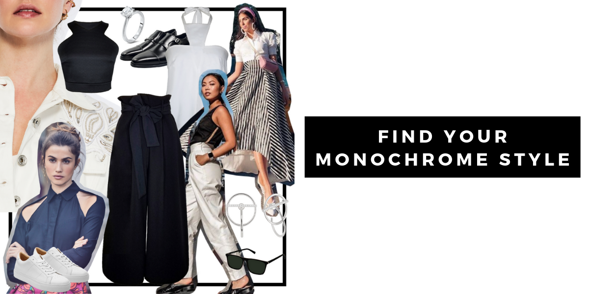 The #EmmaWallaceInsidersGuide To - Find Your Monochrome Style