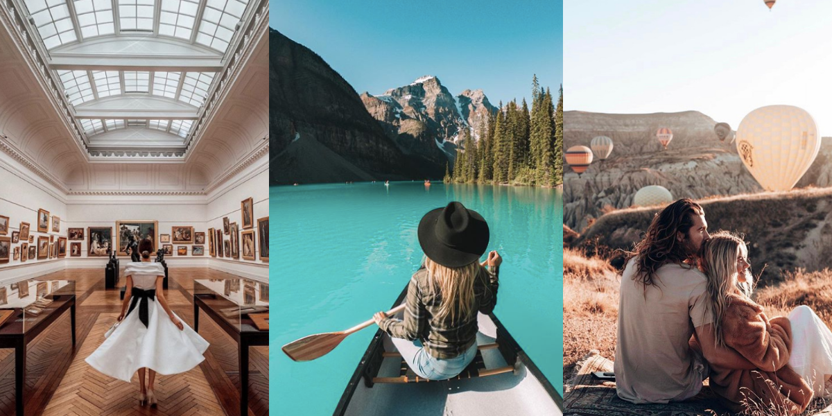 The Travel Instagrammers You Need To Follow…