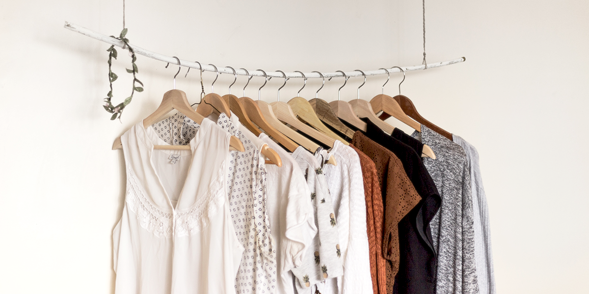 Spring Cleaning Tips To Refresh Your Wardrobe
