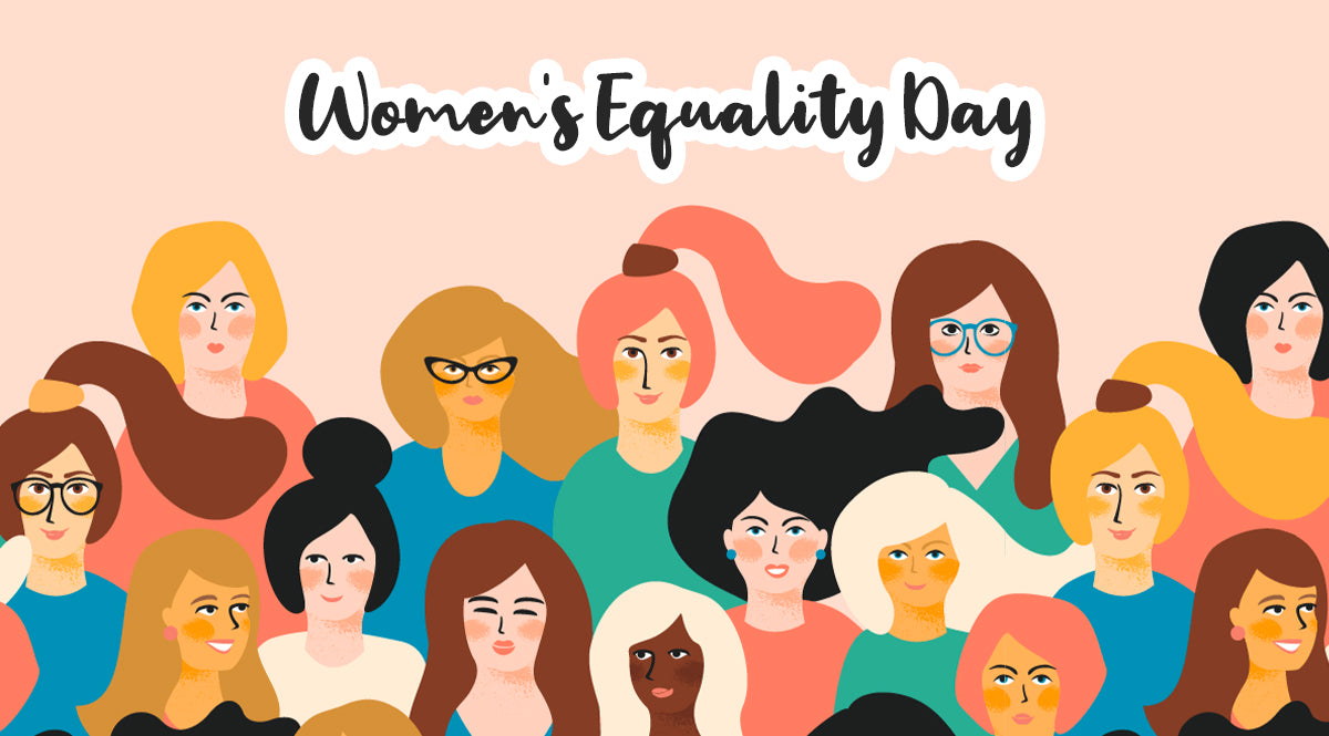 Happy Women's Equality Day - Six Females Changing The Game!