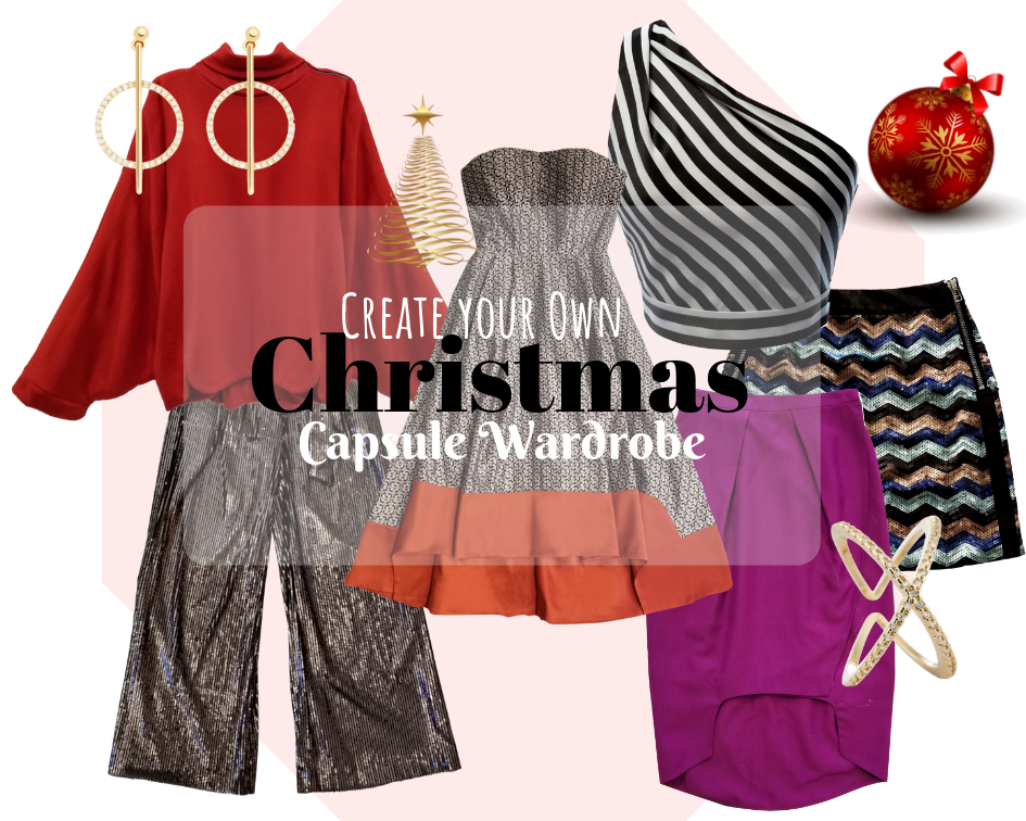 Create your own Christmas Capsule Wardrobe