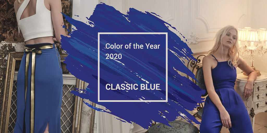 True Blue Style - How To Wear Pantone's Colour Of The Year