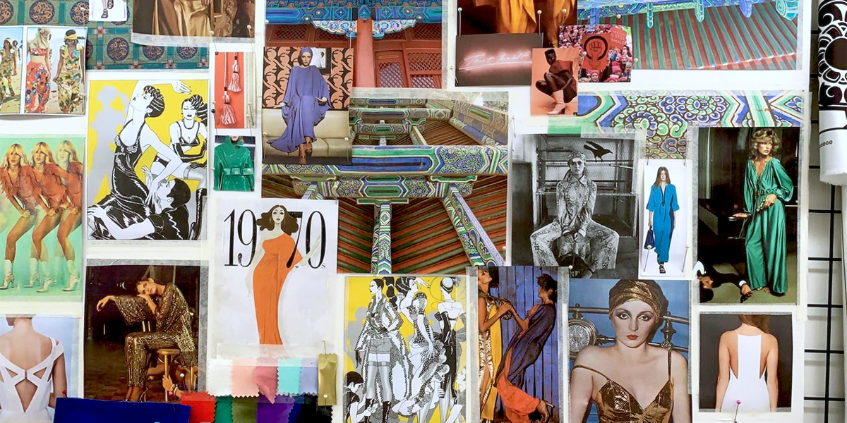 From Sketch to Sew - Inspirations behind the SS20 collection