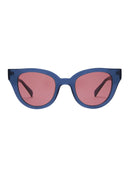 Carla Colour Sunglasses - BARTON Indigo + Nightshade