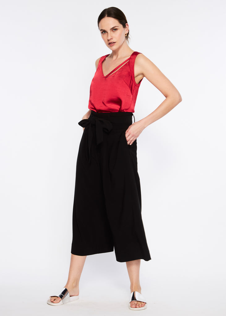 Nala Cropped Trousers
