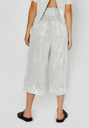 Evie Cropped Trouser