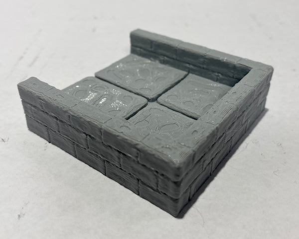 Grey Dungeon Tile