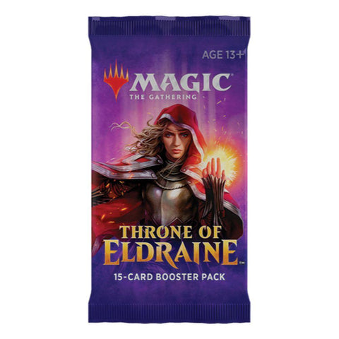 MTG: Throne of Eldraine Booster Packs