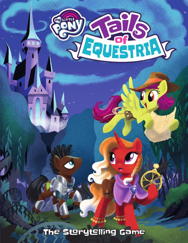My Little Pony: Tails of Equestria: The Storytelling Game