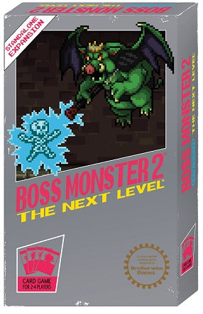 Boss Monster: The Next Level Standalone Expansion