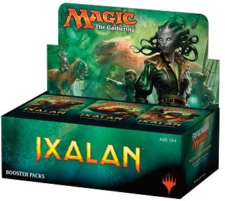 MTG: Ixalan Booster Packs