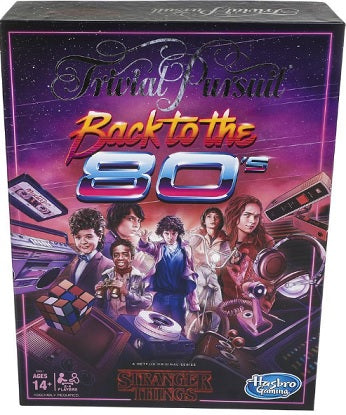 Trivial Pursuit: Back to the 80's - Stranger Things