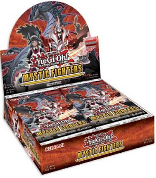 Yu-Gi-Oh: Mystic Fighters Boosters