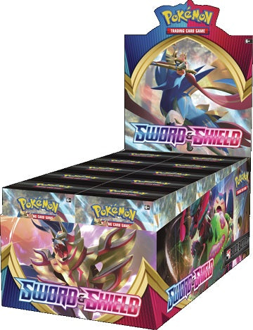Pokémon: Sword & Shield: Build & Battle Box