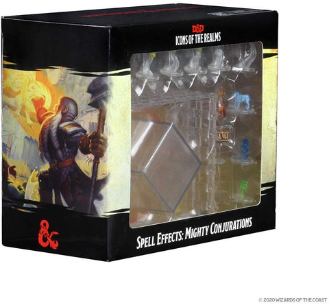 D&D Miniatures: Spell Effects: Mighty Conjurations