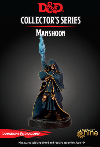 D&D Miniatures: Collector's Series: Manshoon